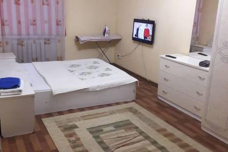 Сдается 1-комнатная квартира посуточно в Караганде, улица Ермекова, 52.