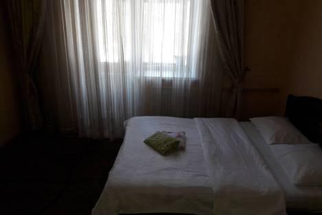 Сдается 2-комнатная квартира посуточно в Караганде, улица Лободы, 3.
