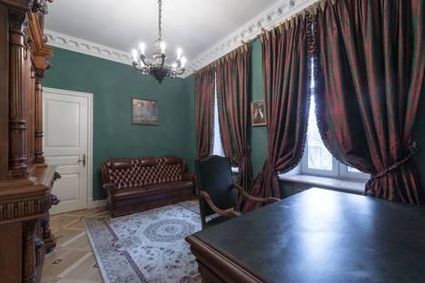 Сдается 5-комнатная квартира посуточно в Москве, Пожарский переулок, 9.