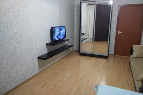 Сдается 1-комнатная квартира посуточно в Люберцах, проспект Гагарина 3/8.