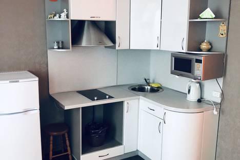 Сдается 1-комнатная квартира посуточно в Кемерове, 2-я Заречная улица 11.