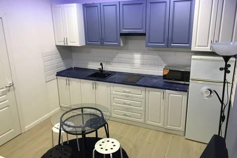 Сдается 1-комнатная квартира посуточно в Кисловодске, улица Ярошенко, 16.