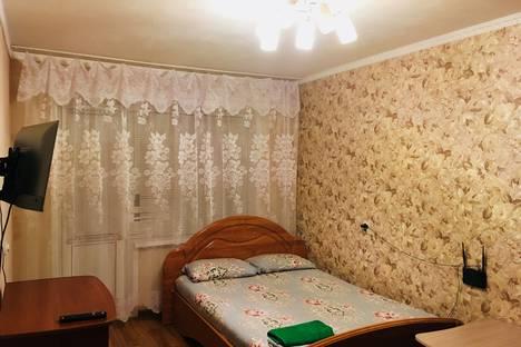 Сдается 1-комнатная квартира посуточно в Ачинске, 5-й микрорайон.