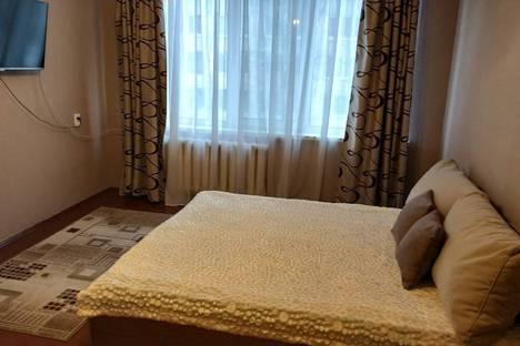 Сдается 1-комнатная квартира посуточно, улица Крупской, 194.