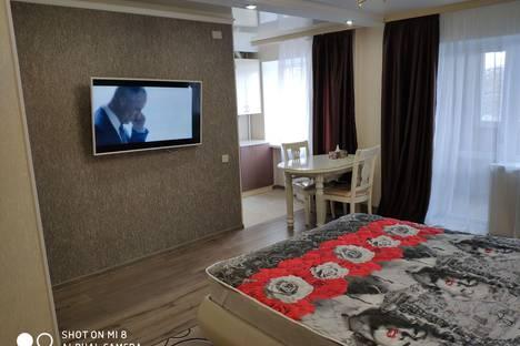 Сдается 1-комнатная квартира посуточно, Ленина 41.