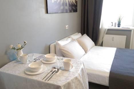 Сдается 1-комнатная квартира посуточно в Санкт-Петербурге, улица Александра Матросова, 20 корпус 2.