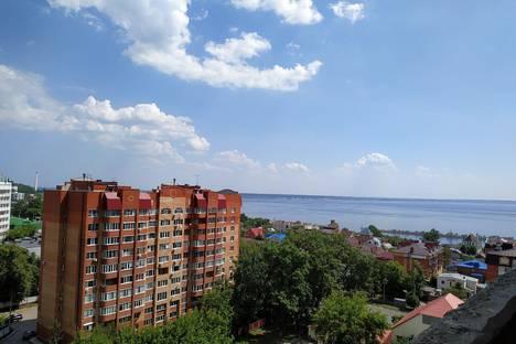 Сдается 1-комнатная квартира посуточно в Ульяновске, улица Кирова 6к2.