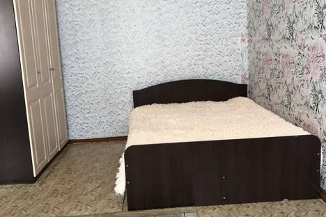 Сдается 1-комнатная квартира посуточно, Советская улица, 3А.