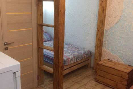 Сдается 1-комнатная квартира посуточно в Адлере, Большой Сочи, Тростниковая улица, 35.