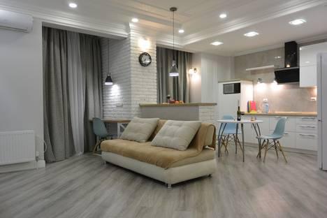 Сдается 1-комнатная квартира посуточно, переулок Крупской, 29/2.