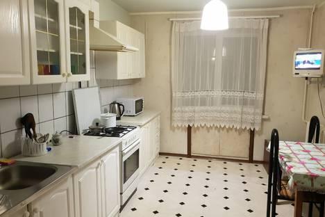 Сдается 1-комнатная квартира посуточно, Интернациональная улица, 131/1.