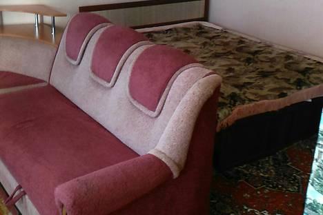 Сдается 1-комнатная квартира посуточно в Юрюзань, улица Ильи Тараканова, 31.
