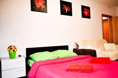 Сдается 1-комнатная квартира посуточно, улица Румянцева, 2в.