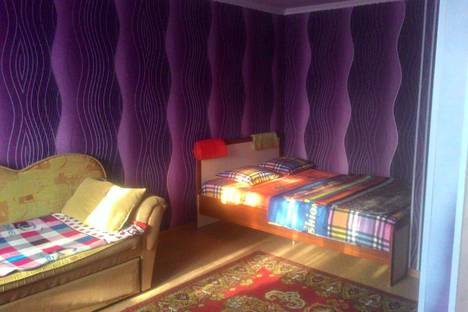 Сдается 1-комнатная квартира посуточно в Павлодаре, улица Лермонтова, 45.