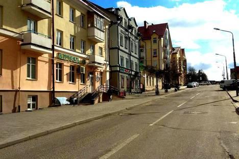Сдается 1-комнатная квартира посуточно в Гродно, Гродна, вуліца Антонава, 14.