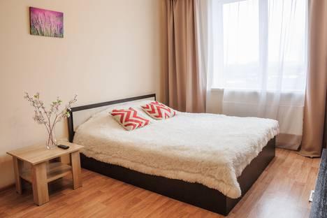 Сдается 1-комнатная квартира посуточно в Воронеже, улица Ленинский проспект, 124.