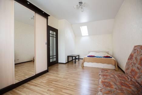 Сдается 1-комнатная квартира посуточно, переулок Каракозова, 10.