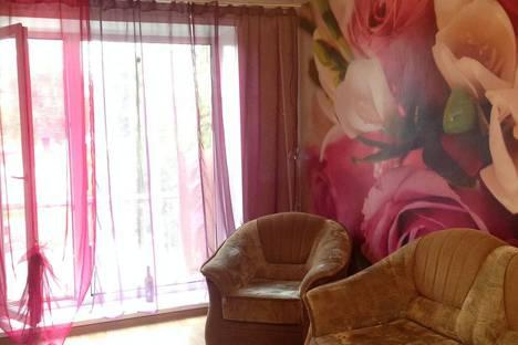 Сдается 1-комнатная квартира посуточно в Ачинске, улица Давыдова, 4а.