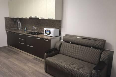 Сдается 1-комнатная квартира посуточно, Крымская улица, 22 к20.