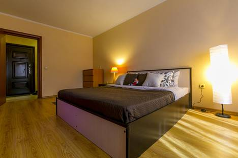 Сдается 1-комнатная квартира посуточно в Подольске, Литейная улица, 44А.