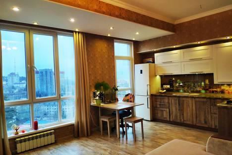Сдается 2-комнатная квартира посуточно в Сочи, Чебрикова, 2/3.