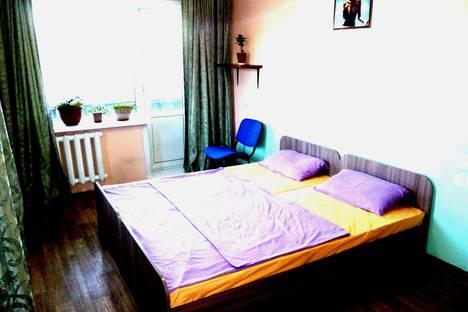 Сдается 2-комнатная квартира посуточно в Иркутске, улица Мира, 92.