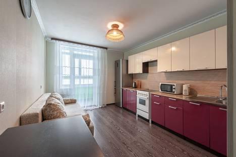 Сдается 1-комнатная квартира посуточно в Екатеринбурге, Трамвайный переулок, 2/2.