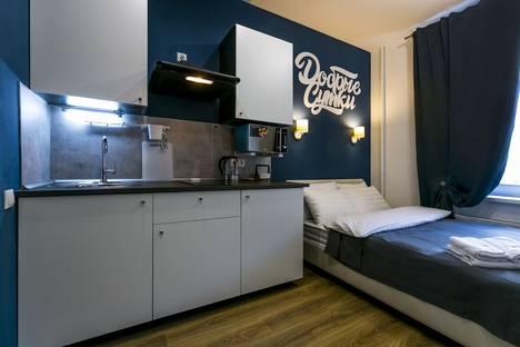 Сдается 1-комнатная квартира посуточно, Юбилейная улица, 7А.