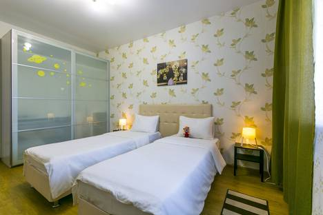 Сдается 2-комнатная квартира посуточно в Подольске, Электромонтажный проезд, 11.