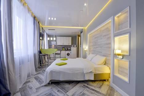 Сдается 1-комнатная квартира посуточно в Химках, улица 9-го Мая, 21 корпус 1.