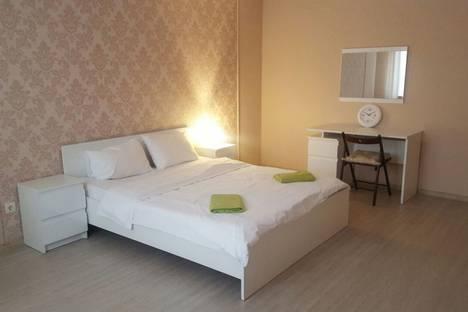 Сдается 1-комнатная квартира посуточно в Долгопрудном, проспект Ракетостроителей, 9 корпус 1.