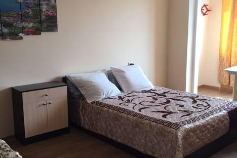 Сдается 1-комнатная квартира посуточно, ул горького 26.
