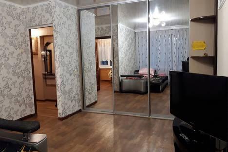 Сдается 1-комнатная квартира посуточно в Уфе, улица Кольцевая, 108.