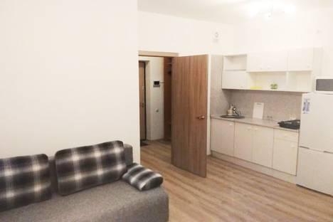 Сдается 1-комнатная квартира посуточно, улица Орджоникидзе, 1.