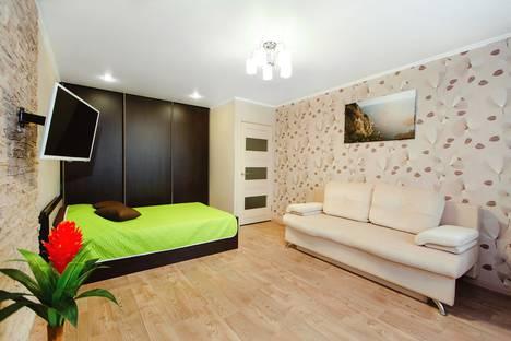Сдается 1-комнатная квартира посуточно, улица 40 Лет Победы, 66.