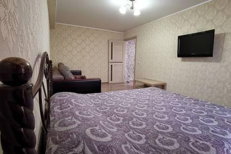 Сдается 1-комнатная квартира посуточно в Майкопе, Депутатская улица, 2.