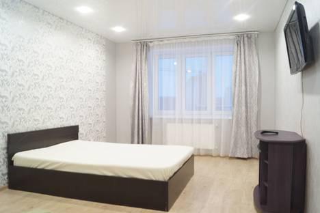 Сдается 1-комнатная квартира посуточно, Проспект Тракторостроителей, 70.