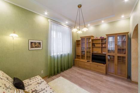 Сдается 3-комнатная квартира посуточно, улица Пушкина, 3А.