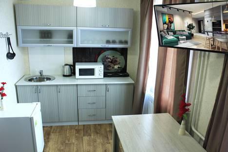 Сдается 1-комнатная квартира посуточно в Бийске, улица Советская, 35.