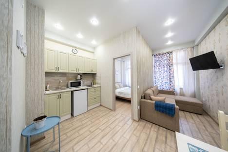 Сдается 2-комнатная квартира посуточно в Красной Поляне, Сочи, улица Плотинная, 2.