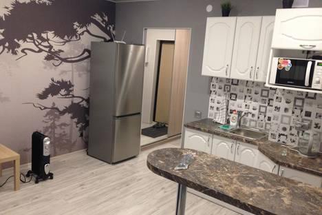 Сдается 1-комнатная квартира посуточно в Мурине, бульвар Менделеева, 1.