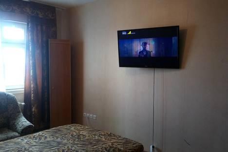 Сдается 1-комнатная квартира посуточно, Зои Космодемьянской улица, 65.