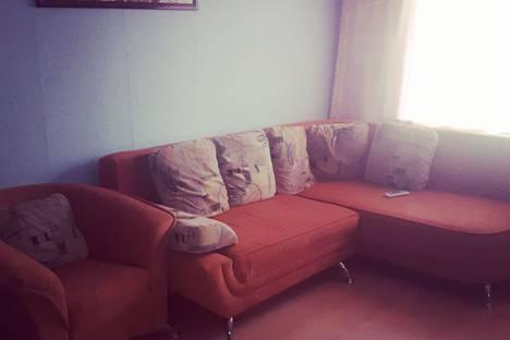 Сдается 1-комнатная квартира посуточно в Смоленске, улица Куриленко, 13.