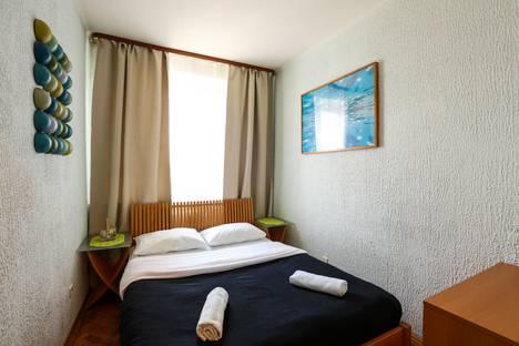 Сдается 2-комнатная квартира посуточно в Москве, ул. Балтийская 6к3.