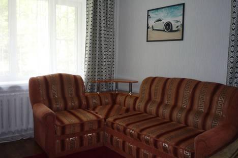Сдается 1-комнатная квартира посуточно в Ставрополе, улица Ленина, 416.