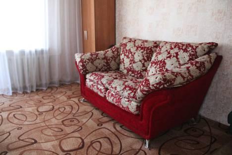 Сдается 1-комнатная квартира посуточно в Костанае, улица Пушкина.