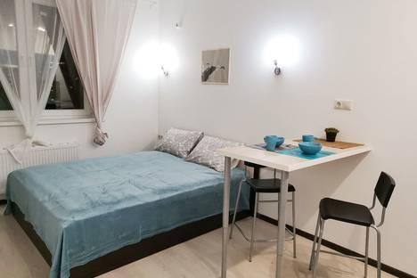 Сдается 1-комнатная квартира посуточно в Люберцах, улица Весенняя, 14.