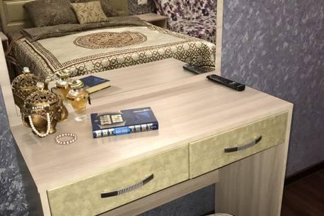 Сдается 1-комнатная квартира посуточно в Железноводске, ул ленина , д 8.