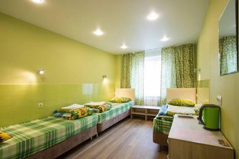 Сдается 1-комнатная квартира посуточно в Красноярске, улица Батурина, 5Д.