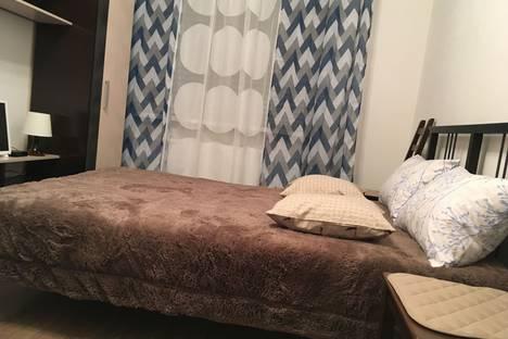 Сдается 1-комнатная квартира посуточно в Янино-1, Кудрово, пр. Строителей 20, корп.1.